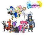 Pony Fantasy X