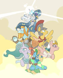 Pillars of Equestria