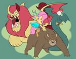 Equestria Has Fallen - The Everfree Wild