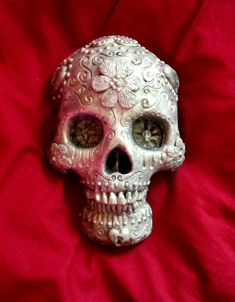 Sugary Skullface! by dischordiasnightmare