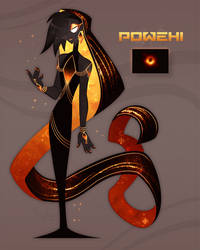 Powehi by frogtax
