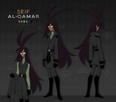NS :: Seif Al-Qamar :: Flatcolor Reference