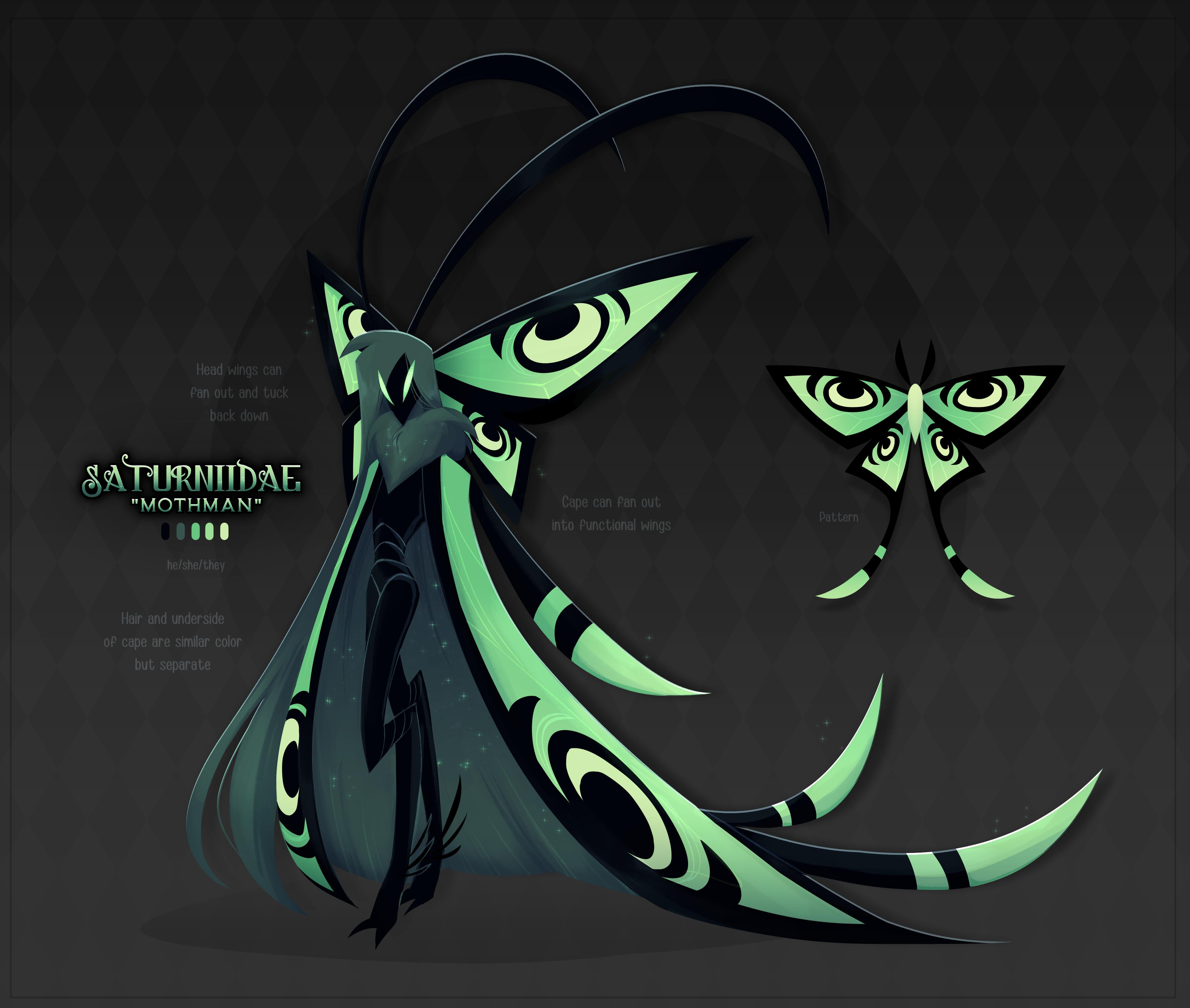 NS :: Saturniidae