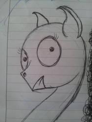 Draco-Dash Facial expressions #1