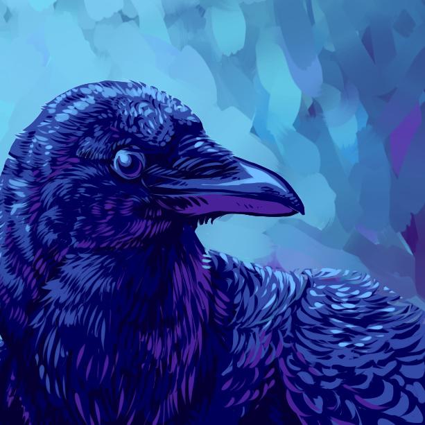 Blue by birddragon