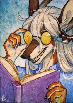 Avid Reader