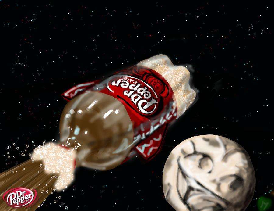 Pepperland: Blast off by MegamiJadeheart