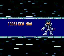Pixel Art (Combo Rangers) Frost Ken Man by blonemon