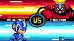 re sprite megaman fully charged by blonemon by blonemon