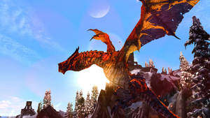 SSE Dragon attack at Pale