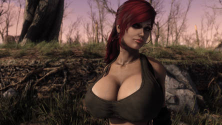 FO4 / Looking at you by SkyrimMasterrace