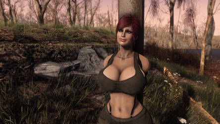 FO4 / Tightly bound by SkyrimMasterrace