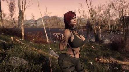 FO4 / Chained by SkyrimMasterrace