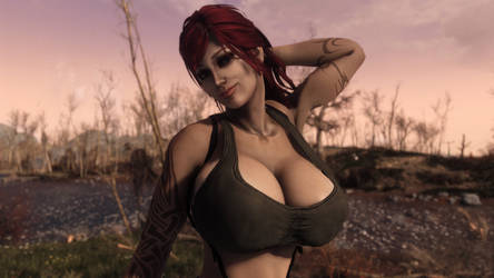 FO4 / See you closeup by SkyrimMasterrace