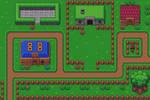 Zelda-like mockup