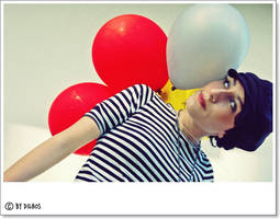 balloons by dolalyo