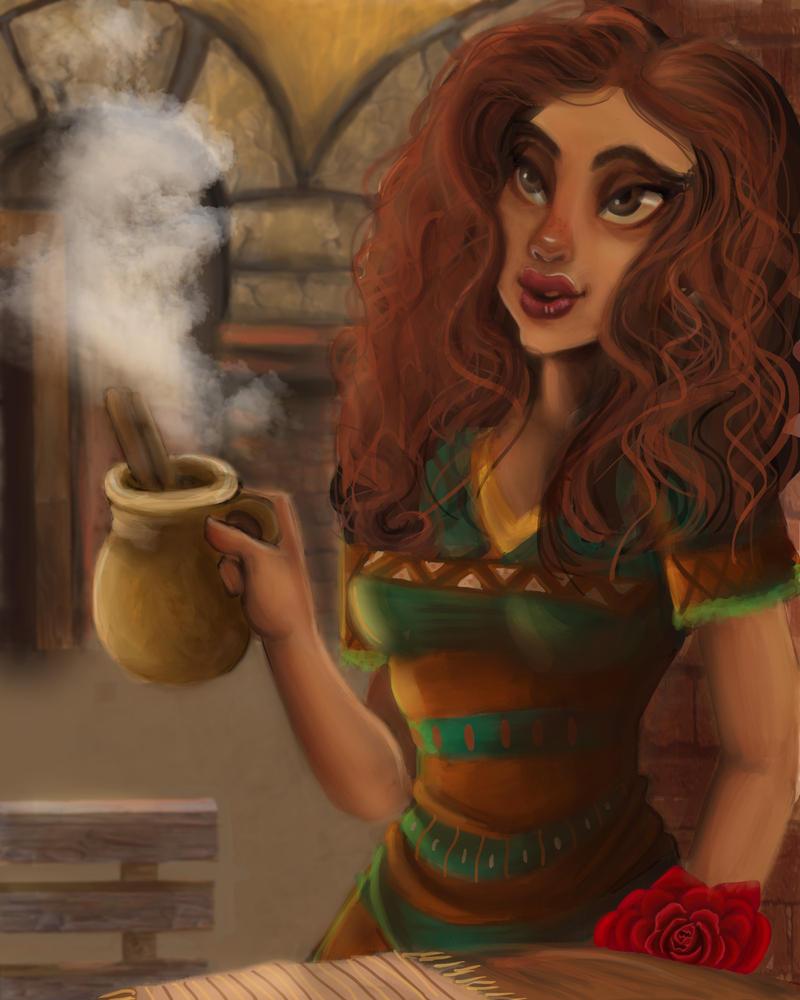 Caffe Mexico by mokacarbonara