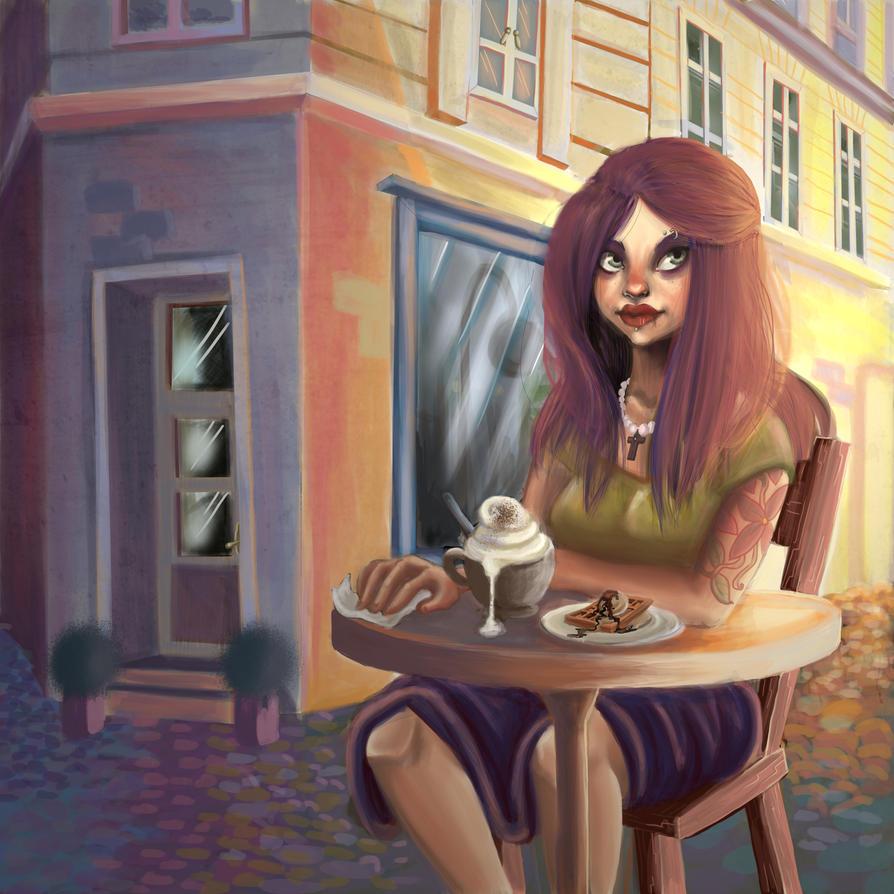 Cafe Viennois by mokacarbonara