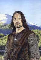 Aragorn by DryJack