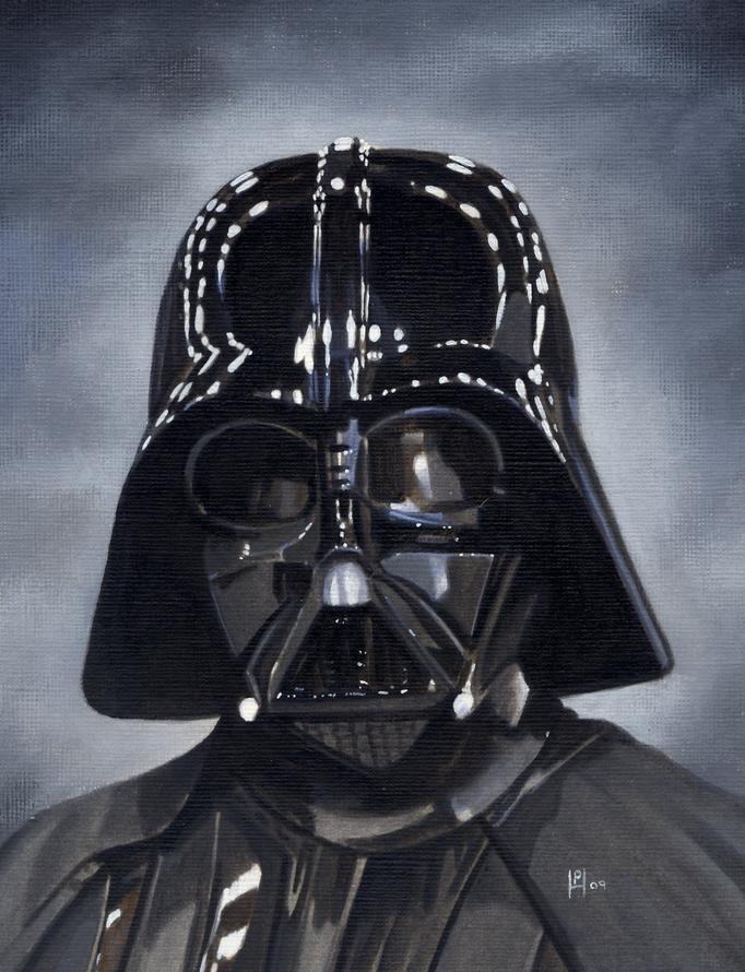 Vader by DryJack