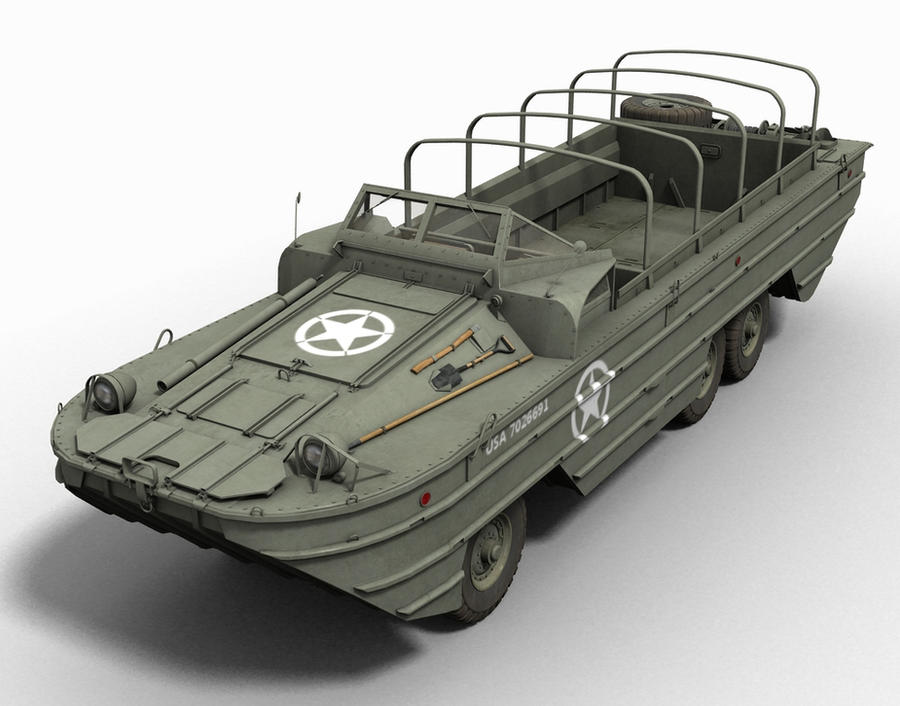 DUKW Freebie by DryJack