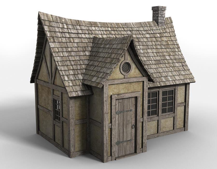 Fantasy house 1 freebie by dryjack on deviantart for Fantasy house plans