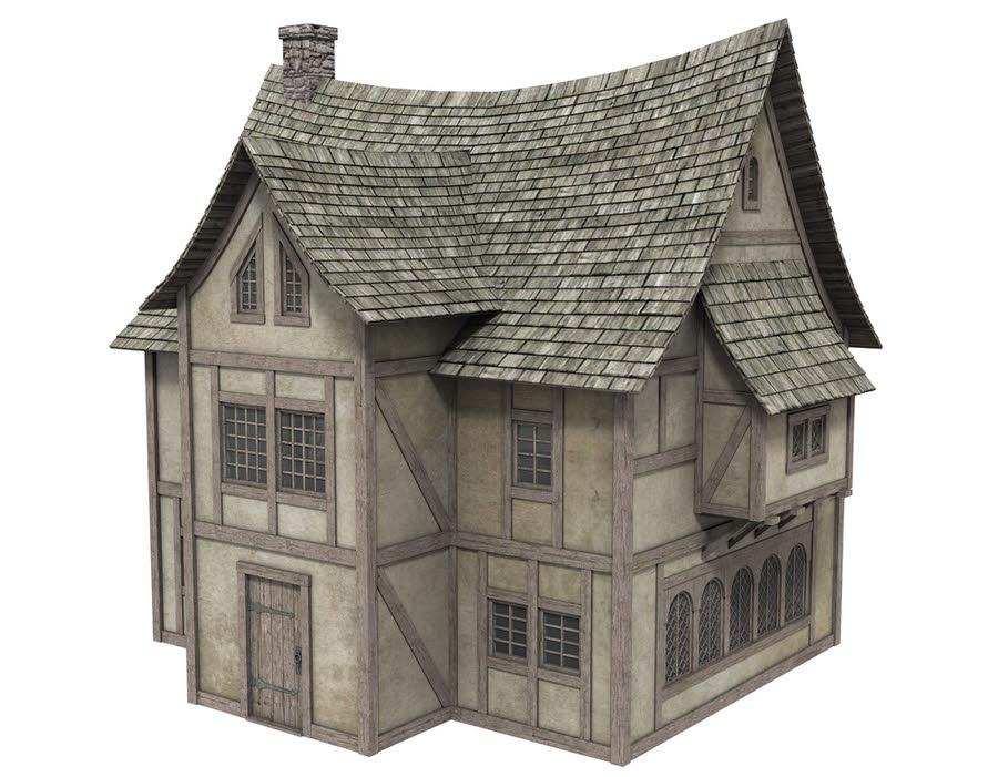 Fantasy house 2 freebie by dryjack on deviantart for Fantasy house plans