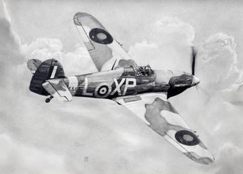 Hawker Hurricane MK.2b