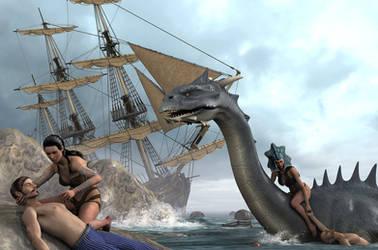 Davy Jones denied