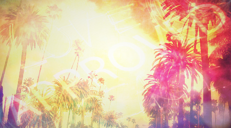 Summer Nostalgia California II {Photomanipolation} by Maria-234