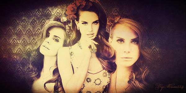 Lana Del Rey by Maria-234