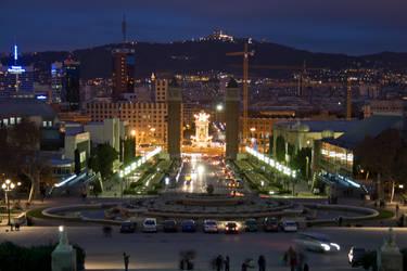 Placa Espanya by morpheu5