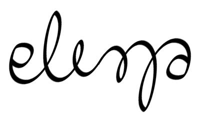 Ambigram - Elena by morpheu5