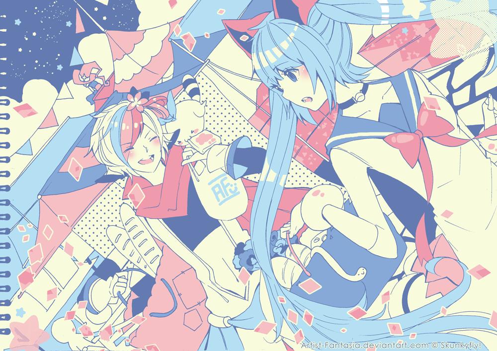 ::AF:: Confetti Market by Skunkyfly