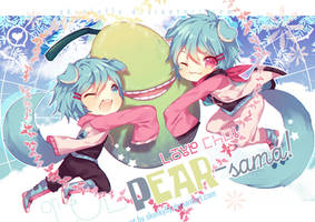 ::LOL WUT:: Love Chu PEAR-sama!