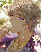 [ikesen] Mitsunari Ishida_S P R I N G by Skunkyfly