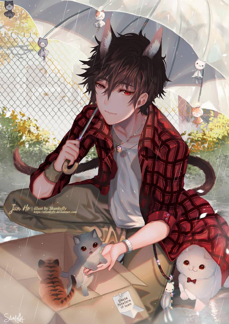 Explore Best Animeboycat Art On Deviantart