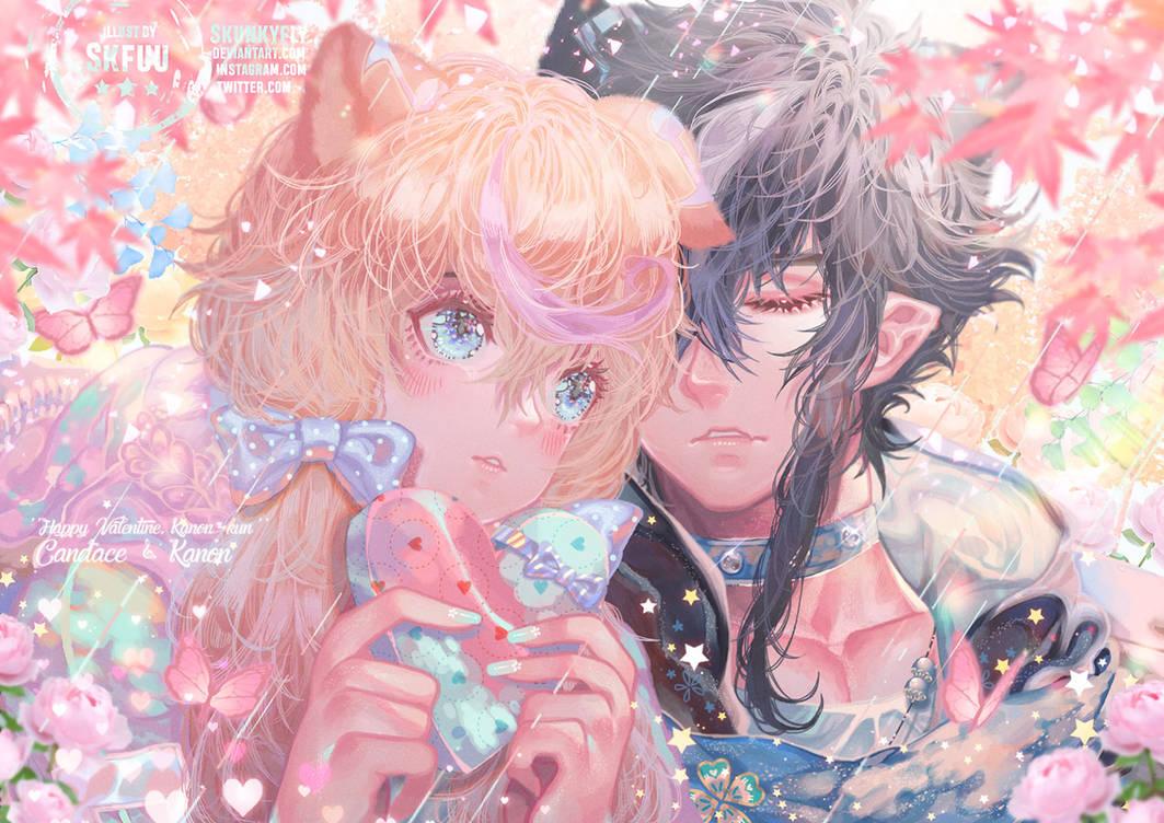 ''Happy Valentine Kanon-kun''