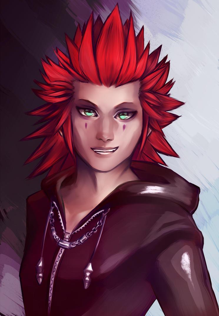 Axel by Rainescence