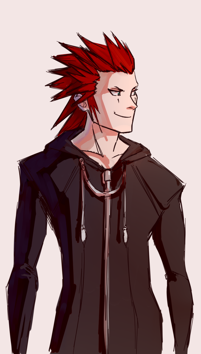 Axel Doodle by Rainescence