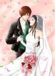 happy sweet wedding 1