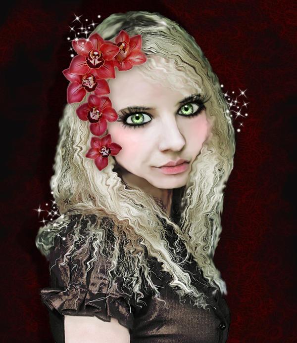 My pretty princess by MyMimi