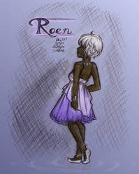 123) Roen by Xilent-Knights