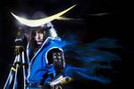 Sengoku Basara - Date Masamune by l-vi-vi-l