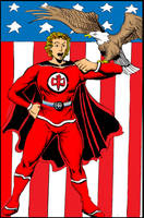 Greatest American Hero color by brianrobinson