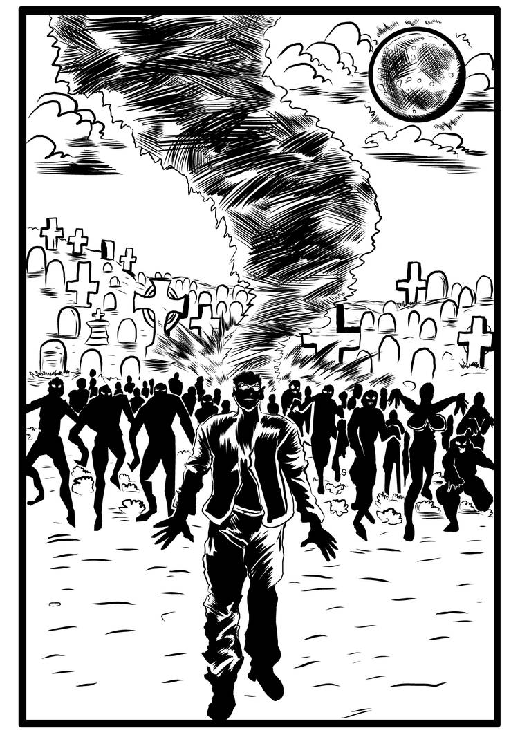 Spiralmind issue 5 Inked completed page 022 by brianrobinson