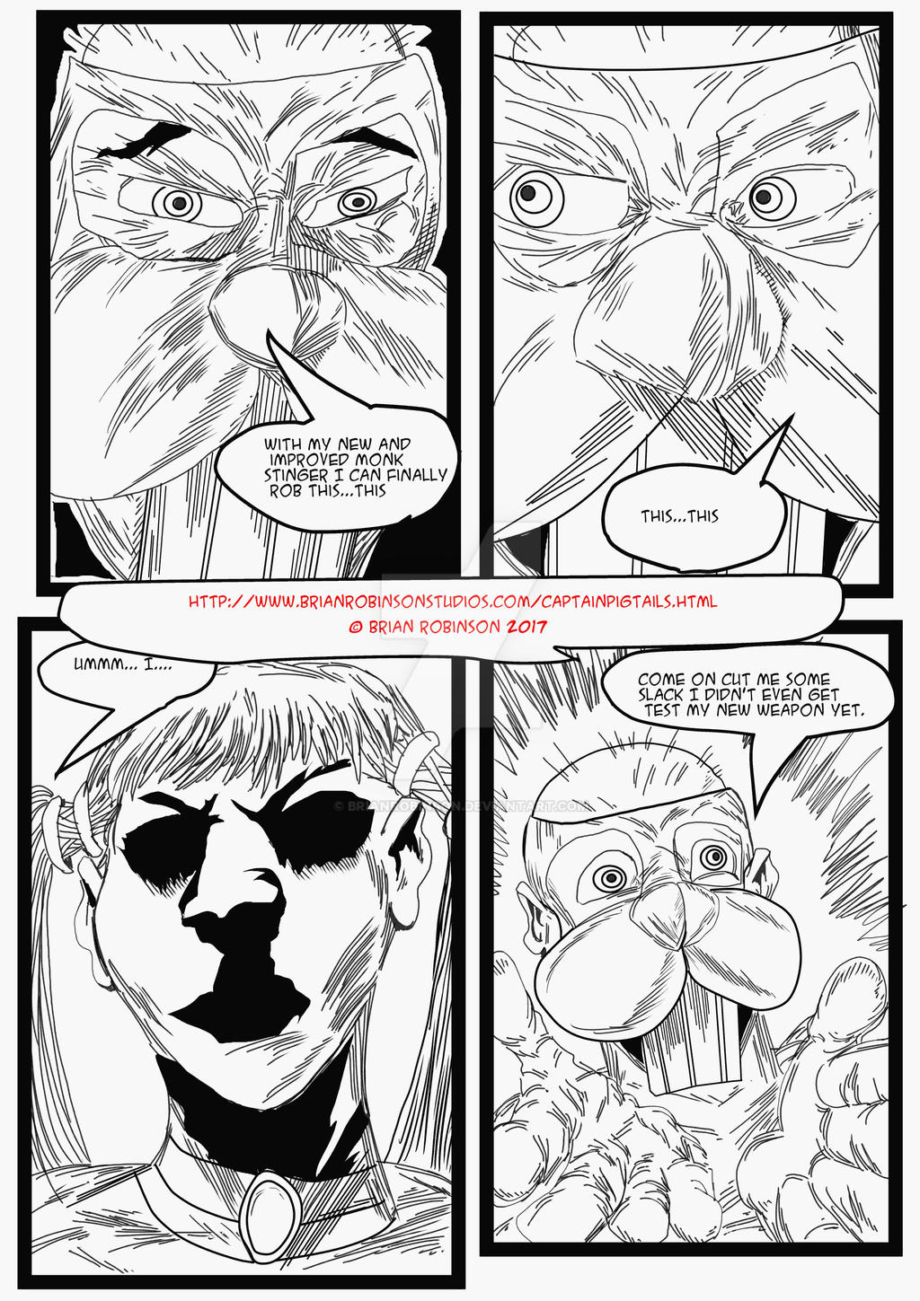Captain Pigtails Chapter -1 page 7