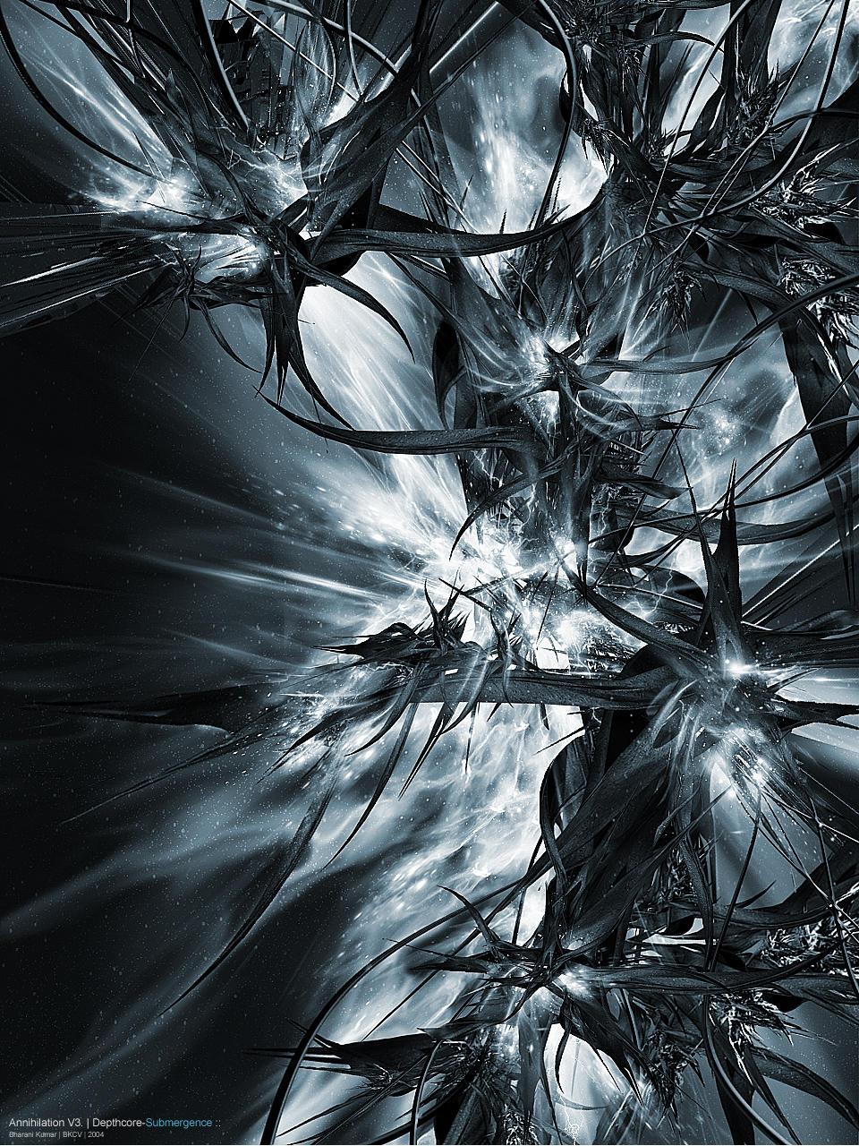 Annihilation V3 by silvatrez