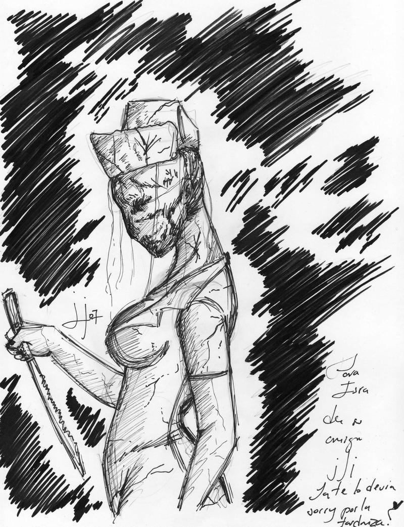 Silent Hill Nurse by jedilover02 on DeviantArt