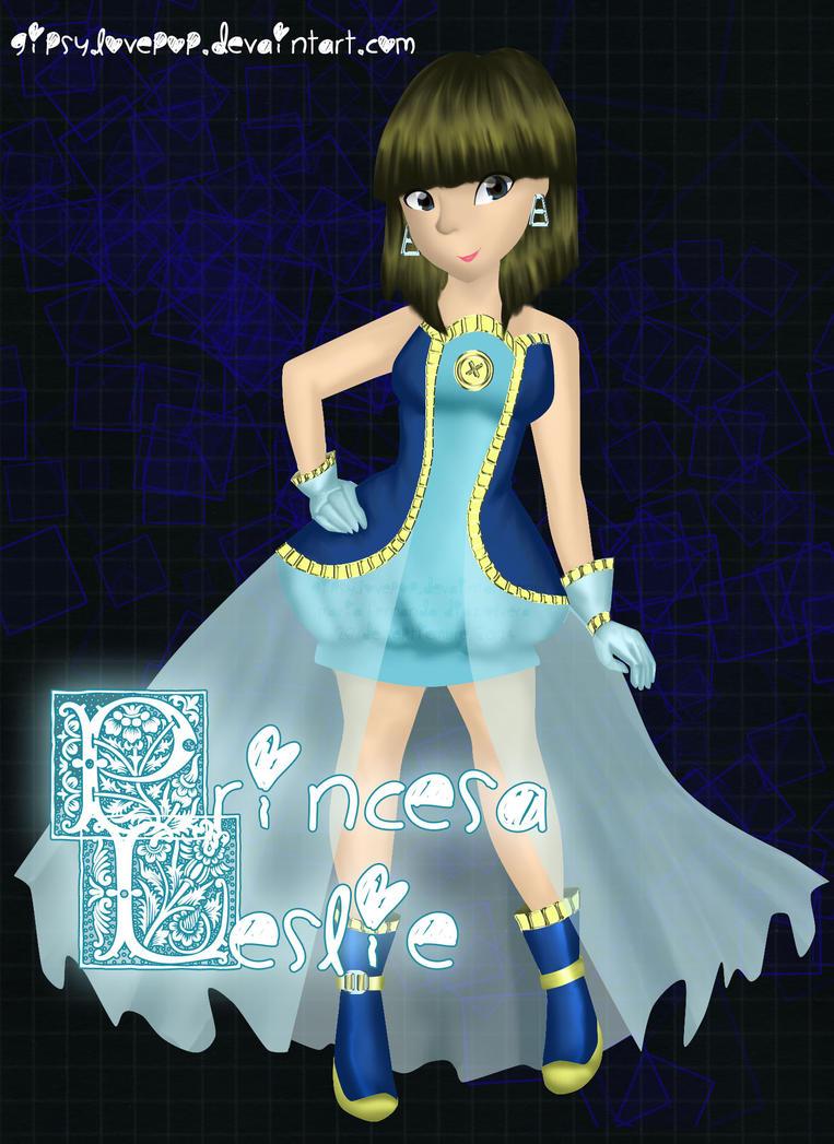Lezz princesa de tecnologia by Gipsylovepop